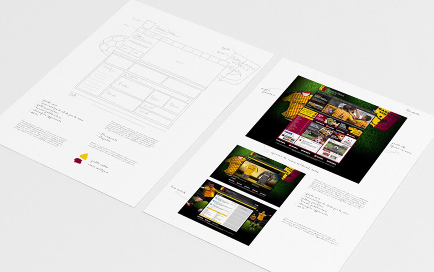 web design - KF ADV agenzia di comunicazione Vicenza