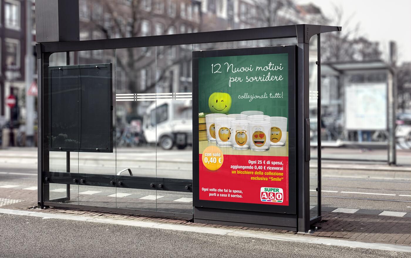 campagne P.O.P Famila - KF ADV agenzia di comunicazione Vicenza