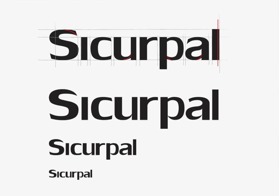 rebranding sicurpal - KF ADV agenzia di comunicazione Vicenza