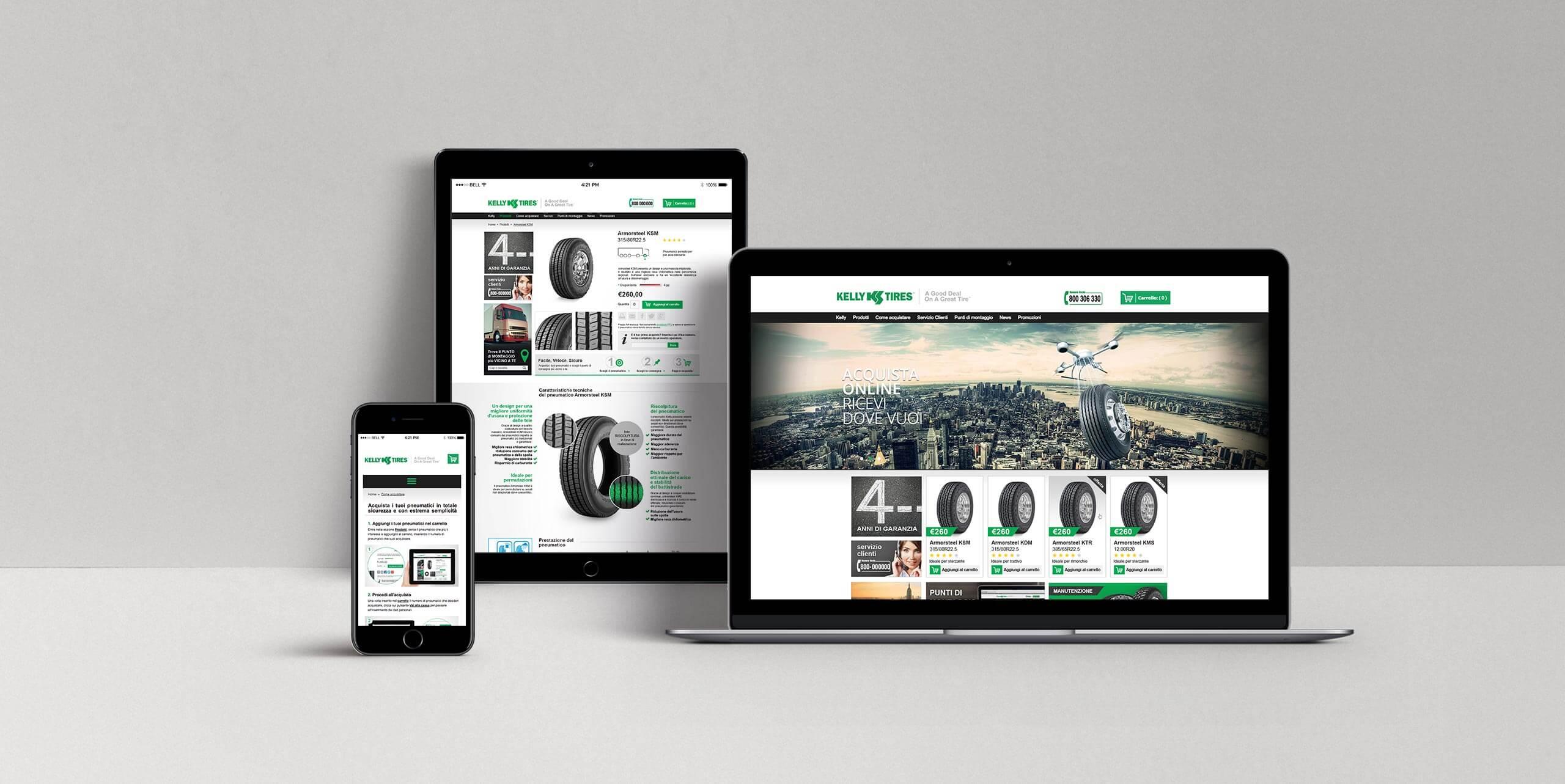 web design - brand building Mech& Human - KF ADV agenzia di comunicazione Vicenza