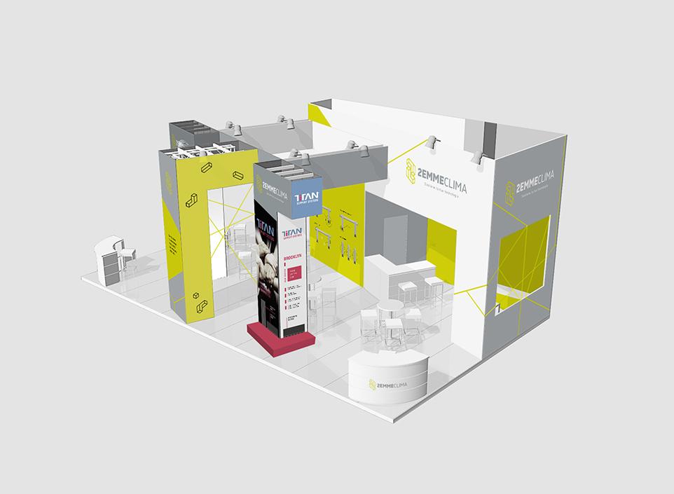 Environmental design - KF ADV agenzia di comunicazione Vicenza