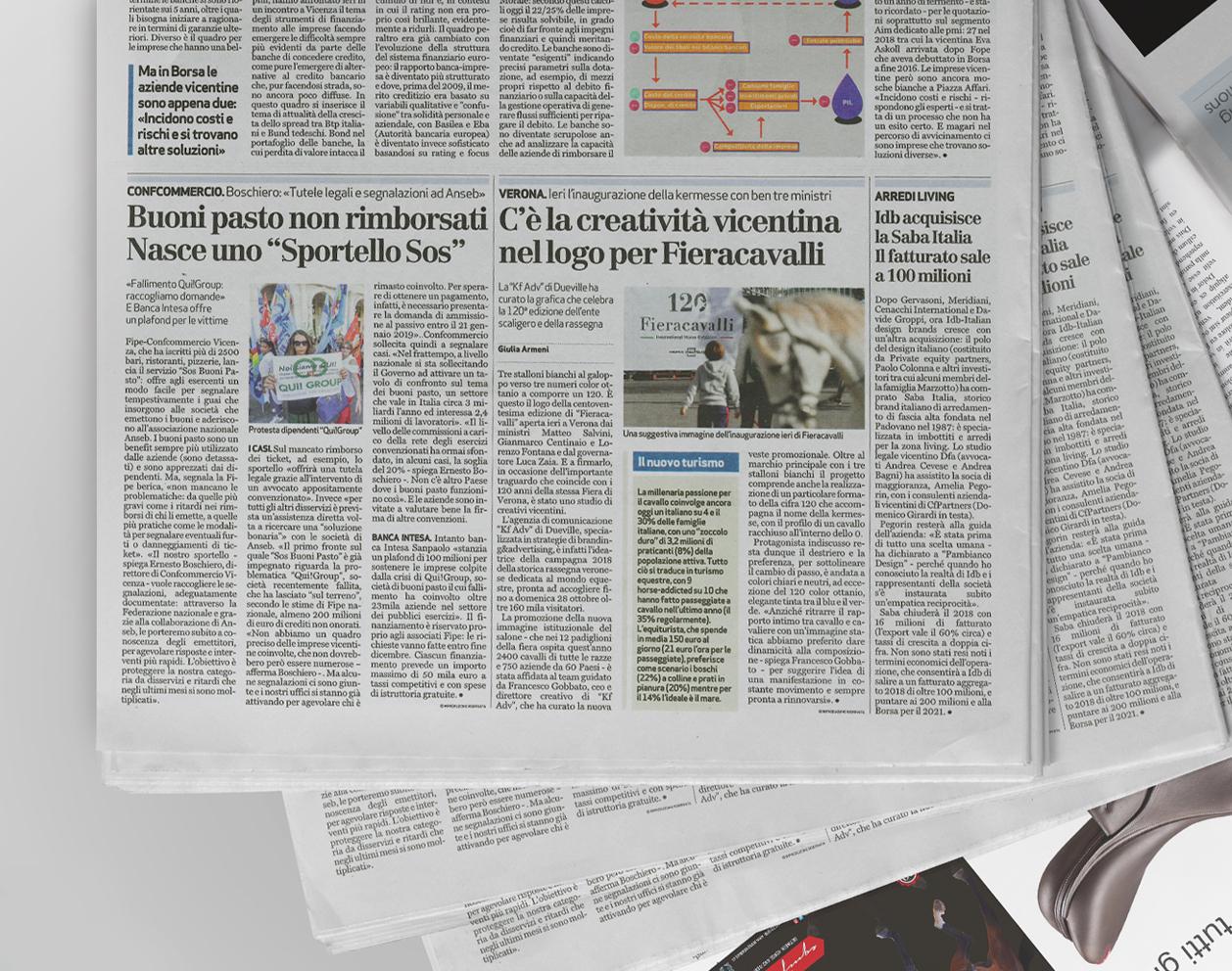 Campagna ADV - KF ADV agenzia di comunicazione Vicenza