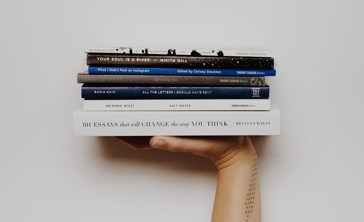 Libri sul design - KF ADV agenzia di comunicazione Vicenza