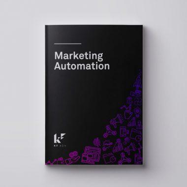 E-book Marketing Automation - KF ADV agenzia di comunicazione Vicenza