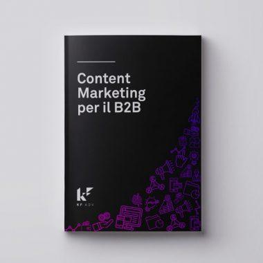 E-book Content Marketing - KF ADV agenzia di comunicazione Vicenza